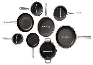 Calphalon Classic Nonstick Hard-Anodized 14-Piece Cookware Set