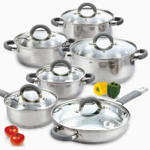 Cook n Home Stainless Steel Cookware Reviews
