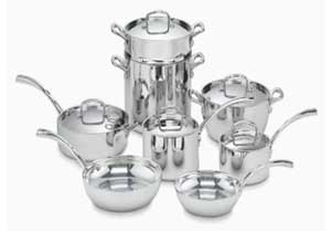 Cuisinart French Classic Cookware Set