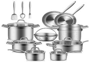 Duxtop Professional Induction Cookware Sets