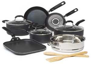 Goodful Premium Non-Stick Cookware Set