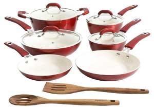 Kenmore Arlington Induction Cookware Set