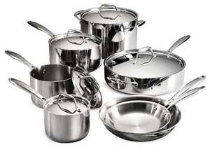 Tramontina Gourmet Induction-Ready Cookware Set