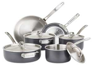 Viking 5-Ply Induction Cookware Set