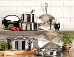 Best All Clad Cookware Sets