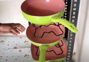Pre-treat Your Nonstick Cookware