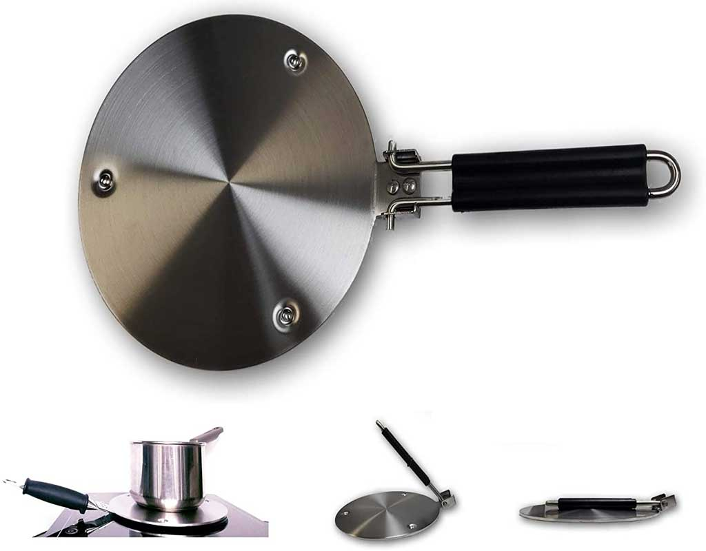 Non Induction Cookware on Induction Cooktop